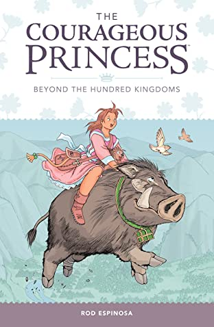 Courageous Princess Tome 1