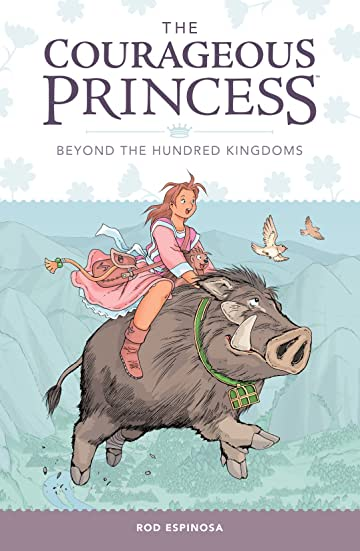 Courageous Princess Vol. 1