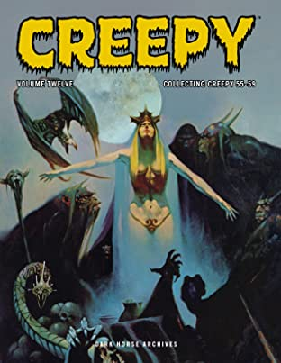 Creepy Archives Tome 12