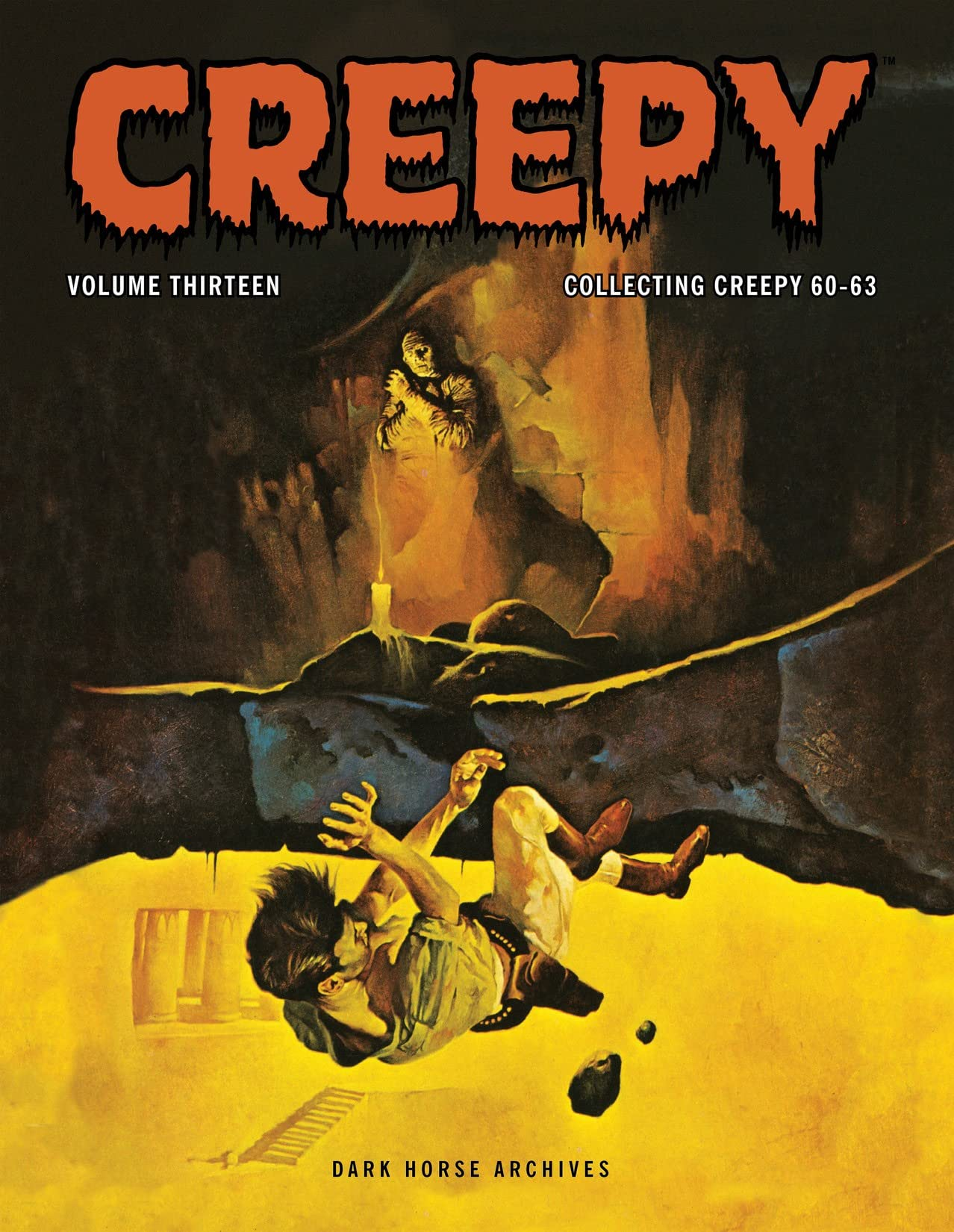 Creepy Archives Vol. 13