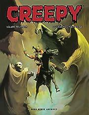 Creepy Archives Vol. 14