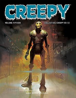 Creepy Archives Vol. 15