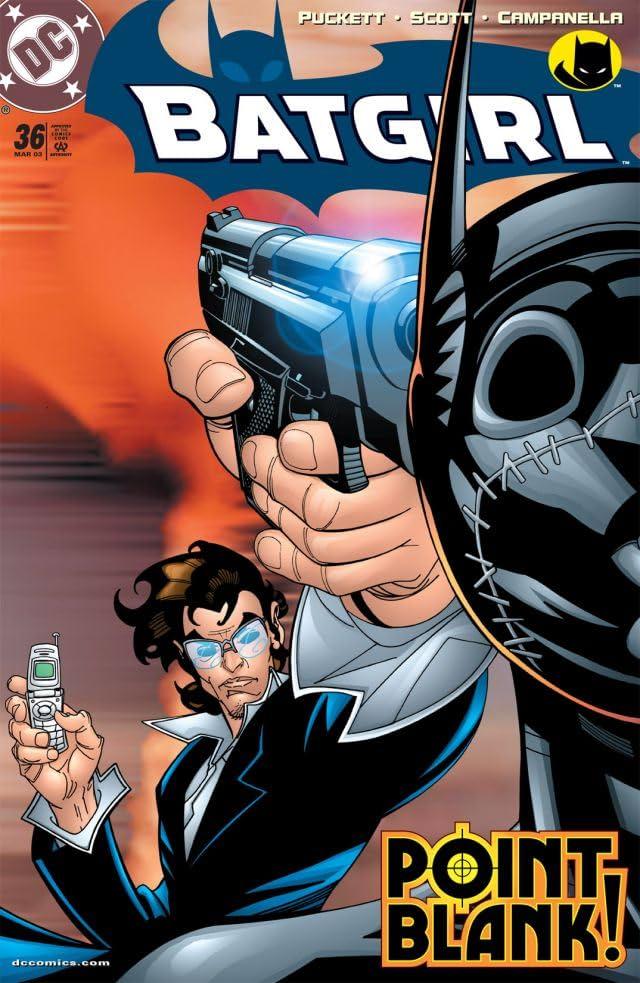 Batgirl (2000-2006) #36