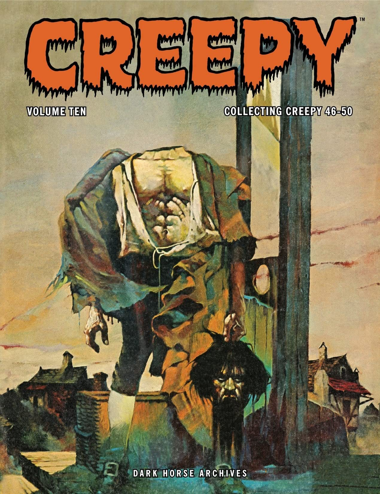 Creepy Archives Vol. 10