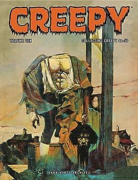 Creepy Archives Vol. 10