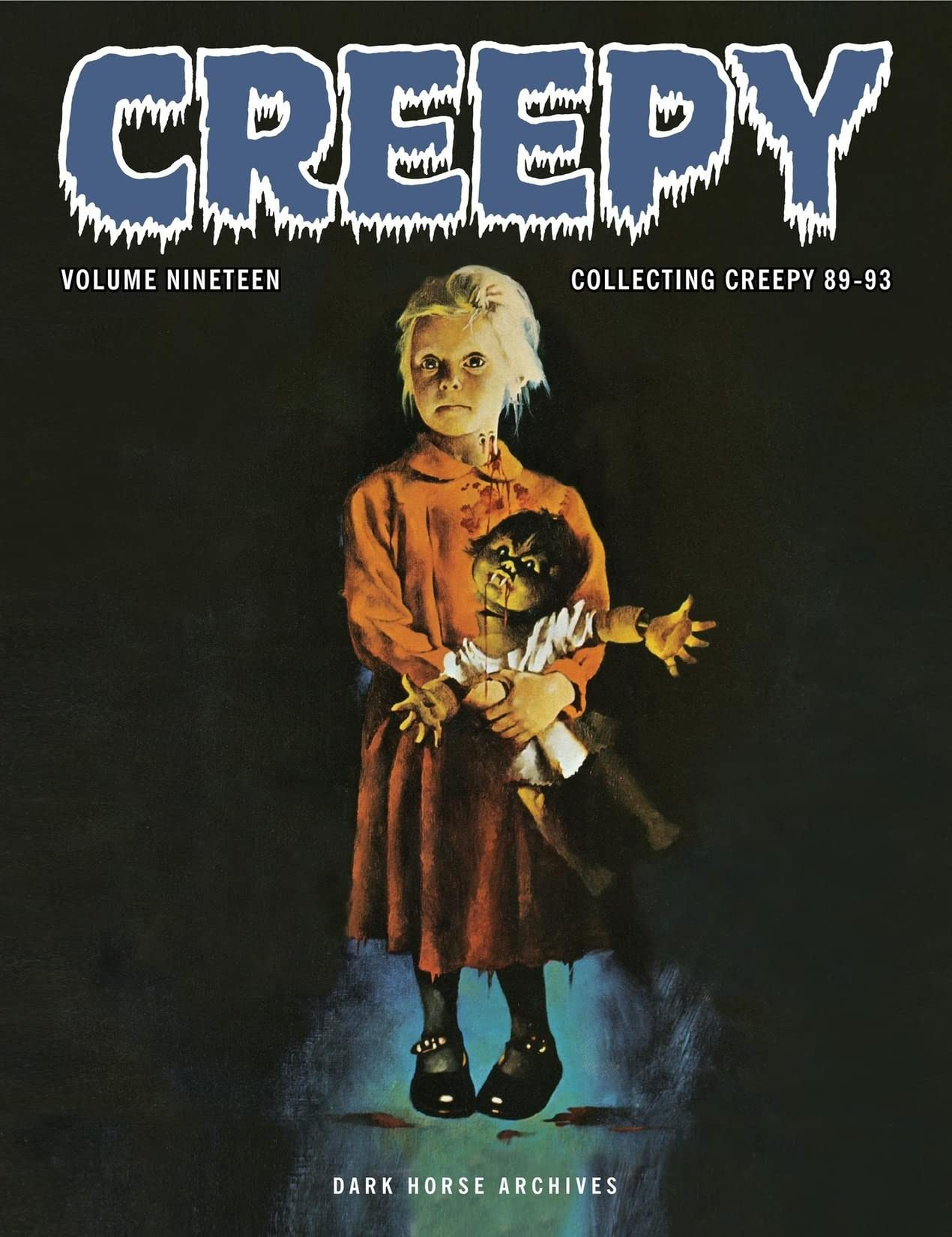 Creepy Archives Vol. 19