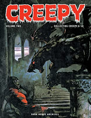 Creepy Archives Tome 2