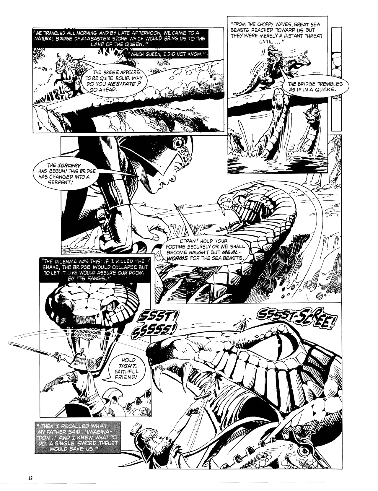Creepy Archives Vol. 20