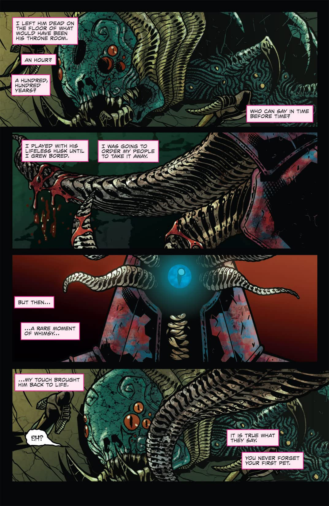 Angel: Only Human #3 (of 5)