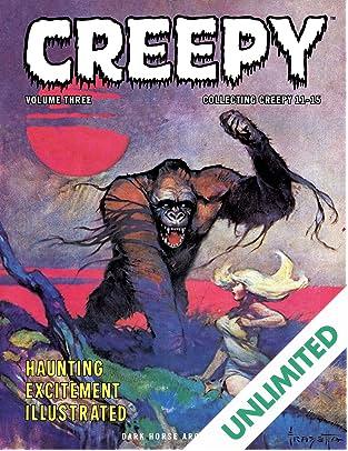 Creepy Archives Vol. 3