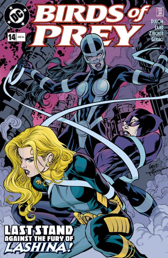 Birds of Prey (1999-2009) #14