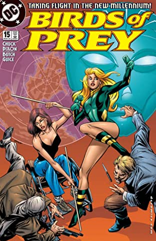 Birds of Prey (1999-2009) #15