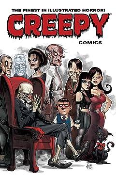 Creepy Comics Tome 1