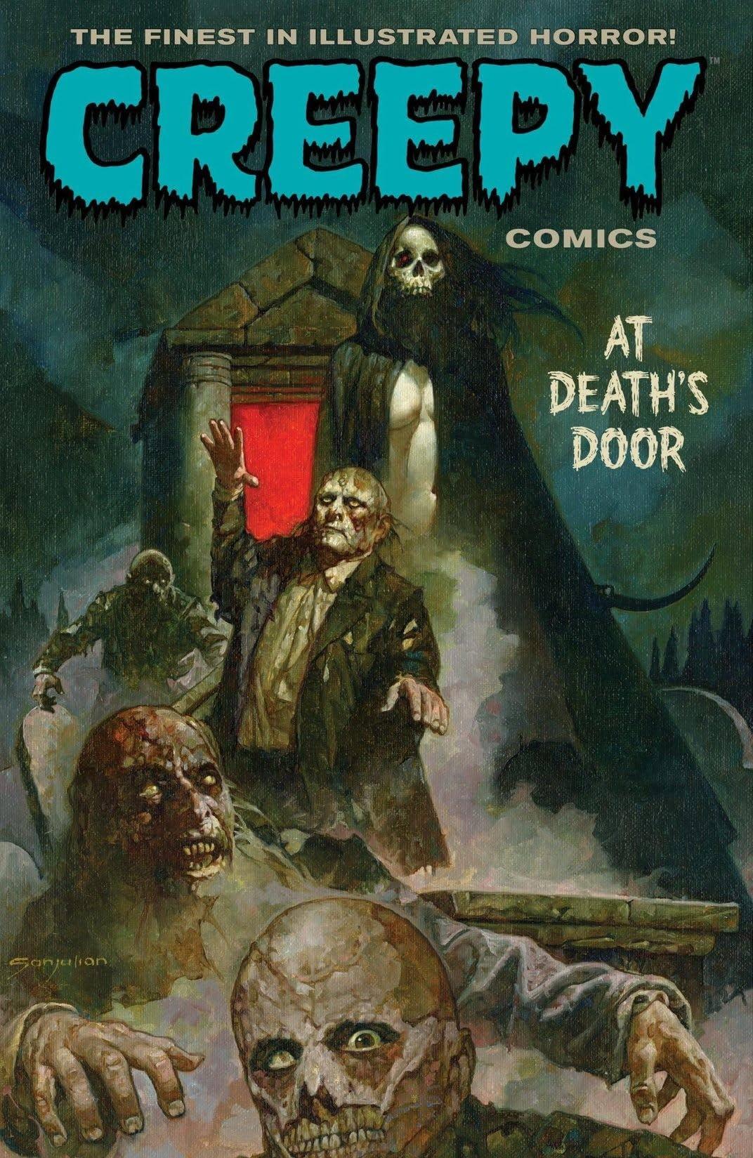 Creepy Comics Vol. 2: At Death's Door