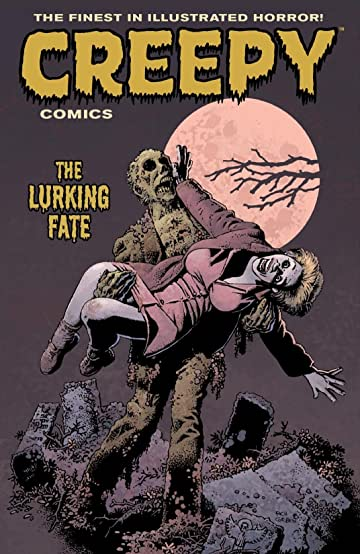 Creepy Comics Vol. 3: The Lurking Fate