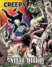 Creepy Presents: Steve Ditko