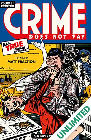 Crime Does Not Pay Archives Vol. 1