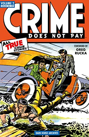 Crime Does Not Pay Archives Tome 2