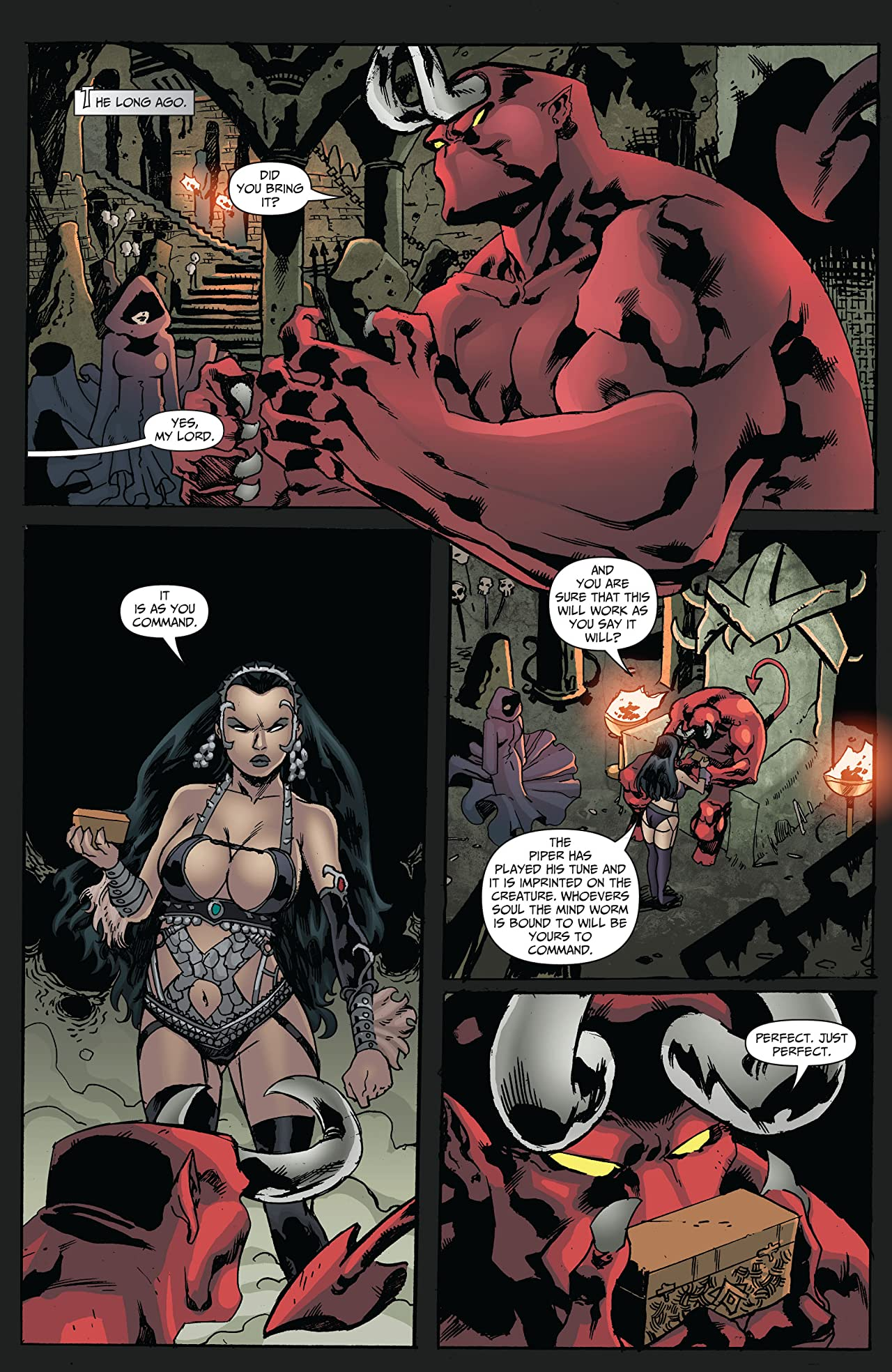 Grimm Fairy Tales #68