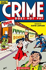 Crime Does Not Pay Archives Tome 4