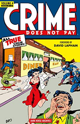 Crime Does Not Pay Archives Vol. 4