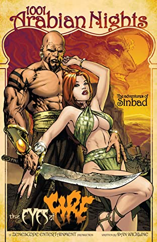 1001 Arabian Nights Tome 1: The Adventures of Sinbad - The Eyes of Fire