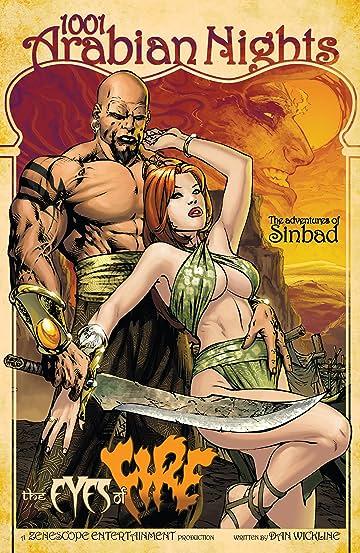 1001 Arabian Nights Vol. 1: The Adventures of Sinbad - The Eyes of Fire