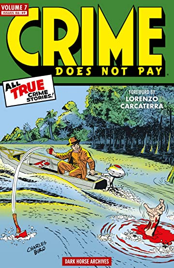 Crime Does Not Pay Archives Vol. 7