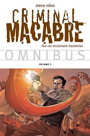 Criminal Macabre Omnibus Tome 1
