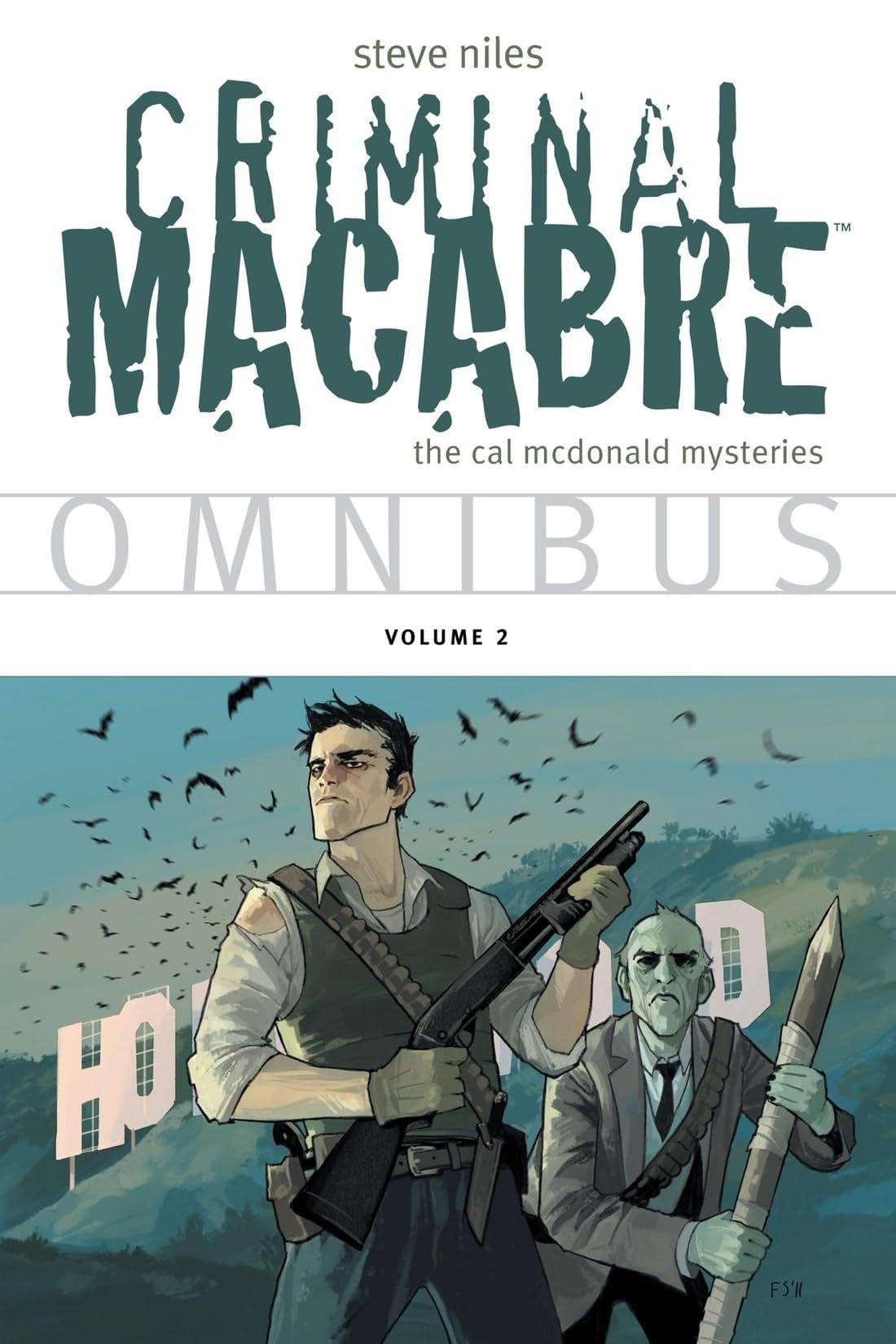 Criminal Macabre Omnibus Vol. 2