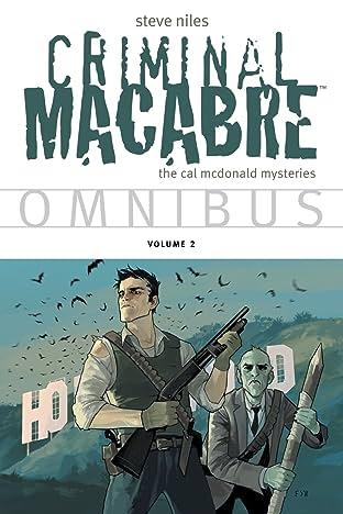 Criminal Macabre Omnibus Tome 2