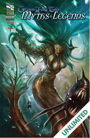 Myths & Legends #10