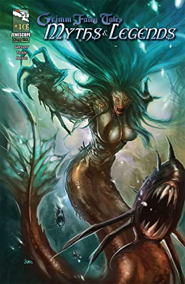 Grimm Fairy Tales: Myths & Legends #10