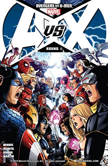 Avengers vs. X-Men #1 (of 12)