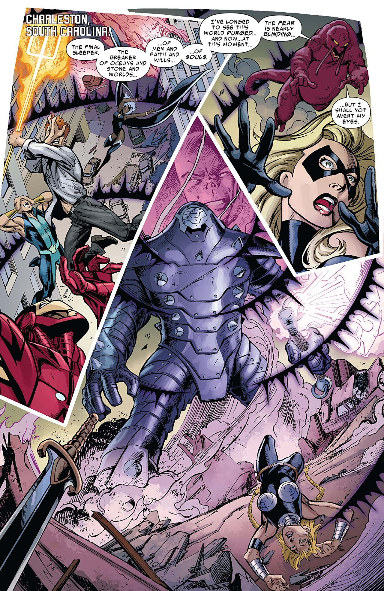 Fear Itself: The Fearless #12 (of 12)