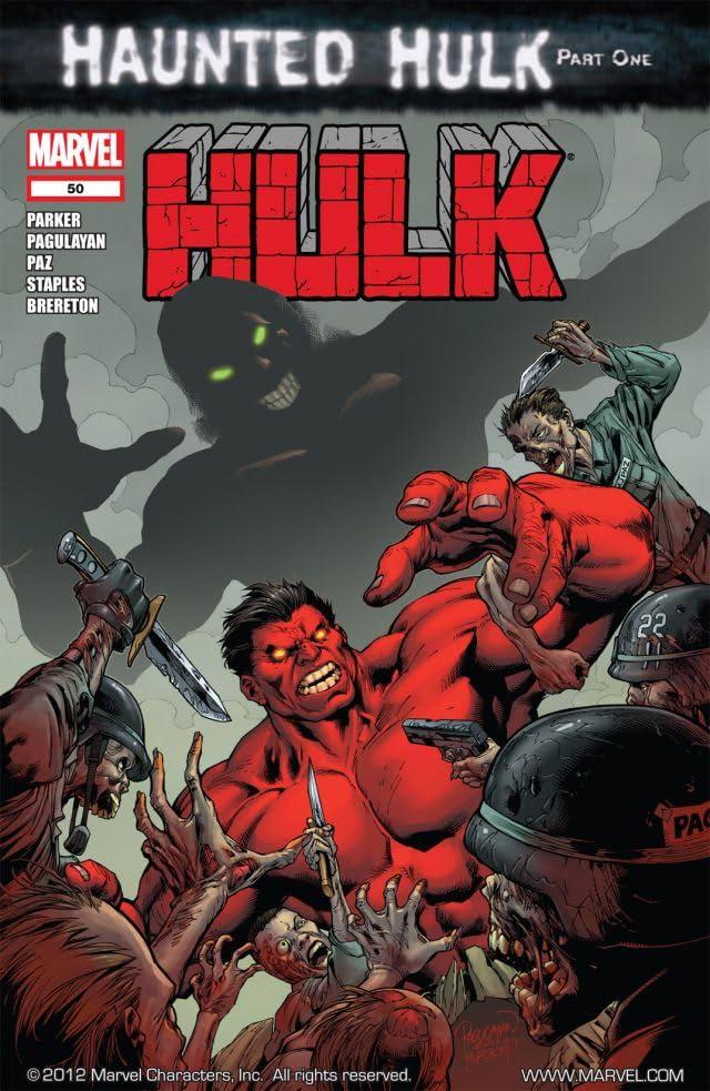 Hulk (2008-2012) #50