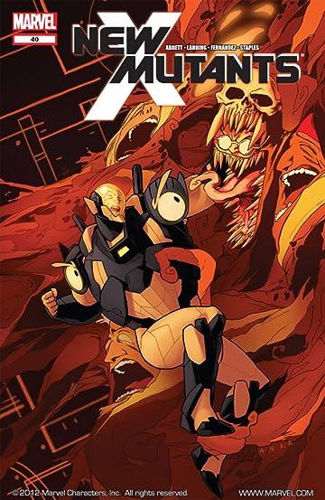 New Mutants (2009-2011) #40