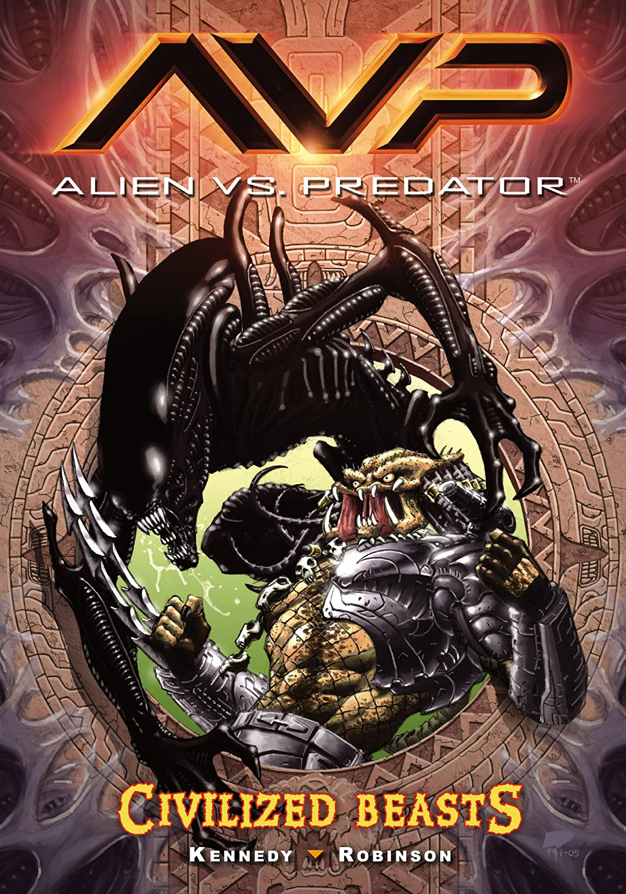 Aliens vs. Predator Vol. 2: Civilized Beasts