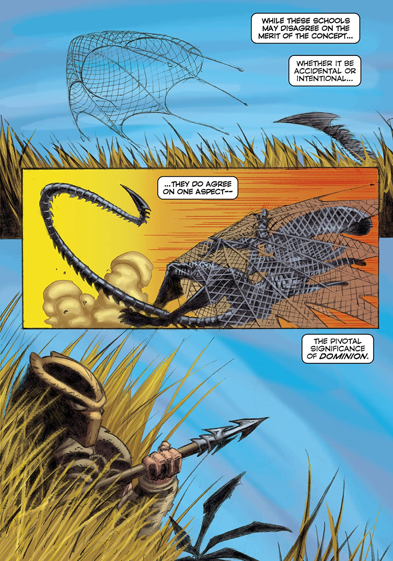 Aliens vs. Predator Vol. 2: Civilized Beasts