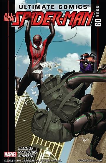 Ultimate Comics Spider-Man (2011-2013) #9