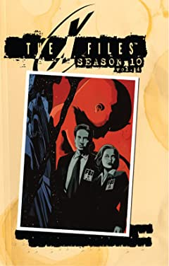 The X-Files: Season 10 Vol. 4