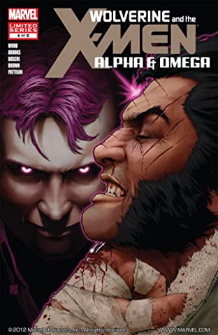 Wolverine and the X-Men: Alpha and Omega #4 (of 5)