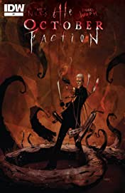 The October Faction #7