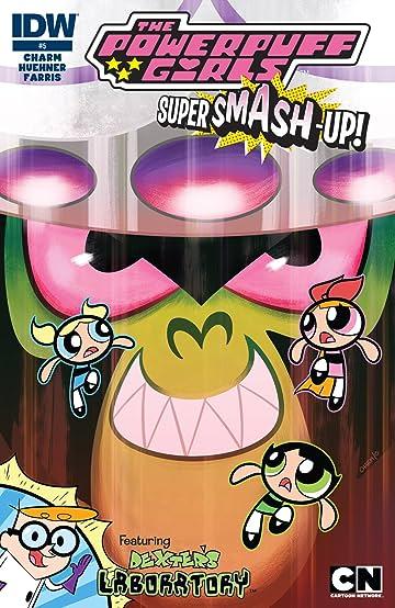 Powerpuff Girls Super Smash-Up #5 (of 6)