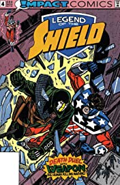 The Legend of The Shield (Impact Comics) #4