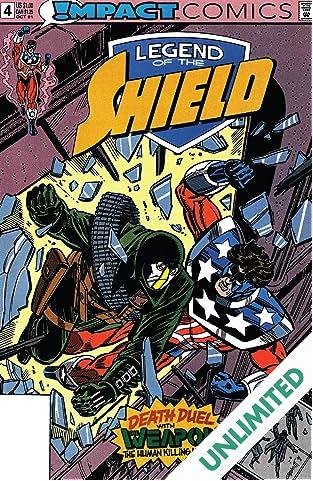 The Legend of The Shield (Impact Comics) #4