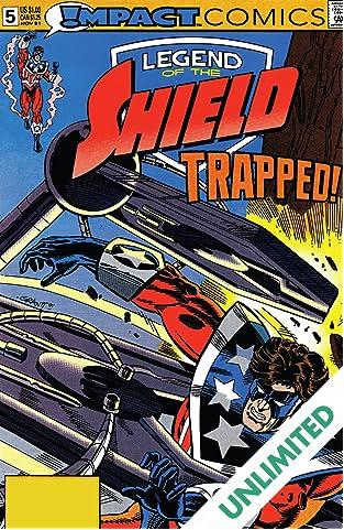 The Legend of The Shield (Impact Comics) #5