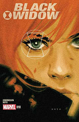 Black Widow (2014-2015) #18