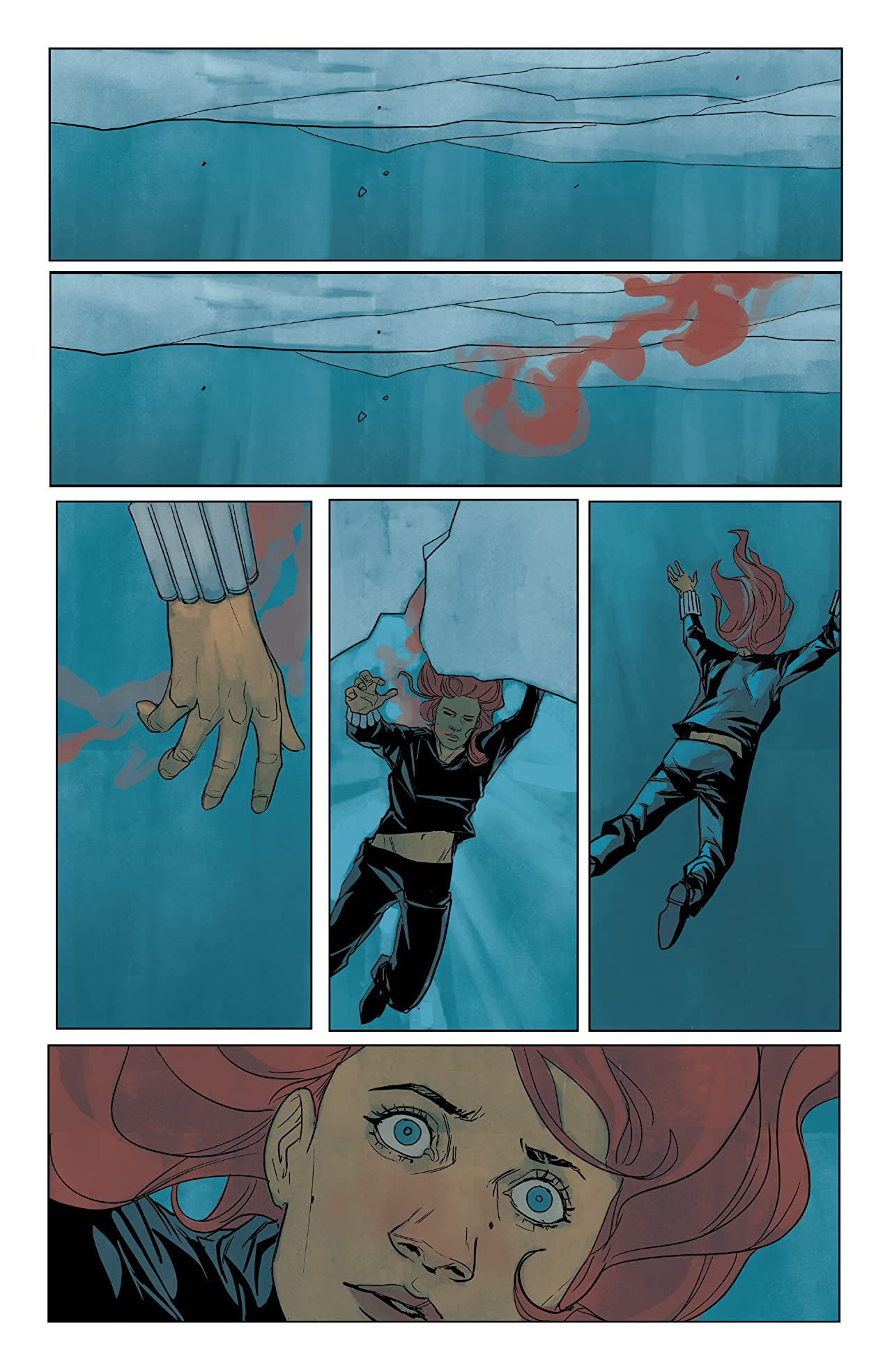 Black Widow (2014-2015) #18