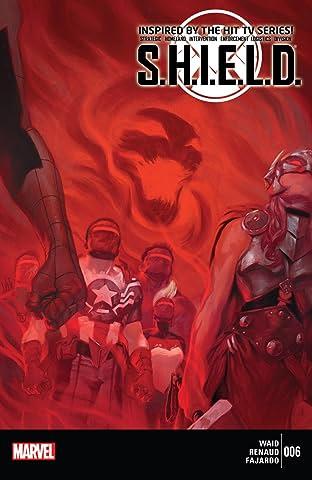 S.H.I.E.L.D. (2014-2015) No.6